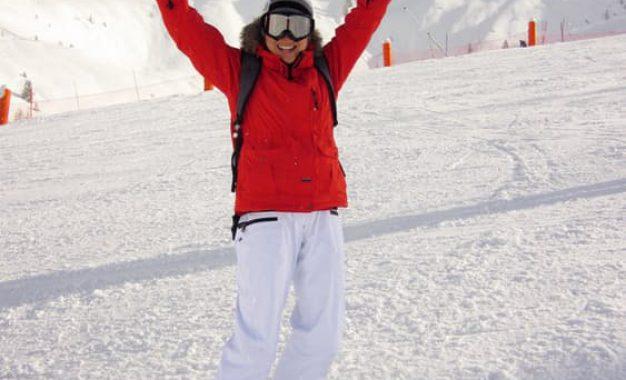 Les bienfaits du ski sur le corps