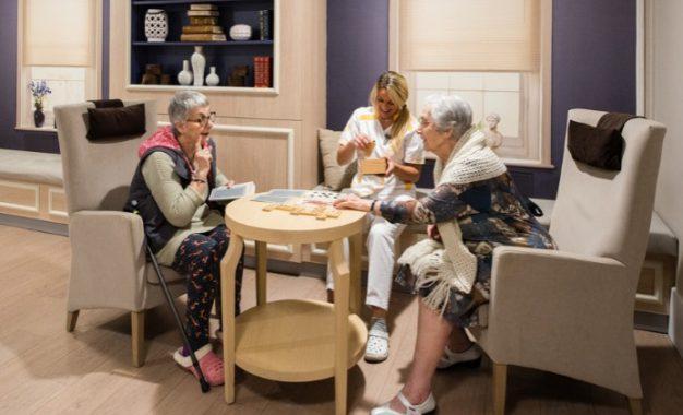 Maison de retraite : quelles sont les activités ?